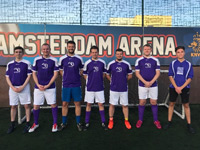 Anderson Barrowcliff LLP's annual football competition raises money for the Butterwick Hospice and 4Louis image